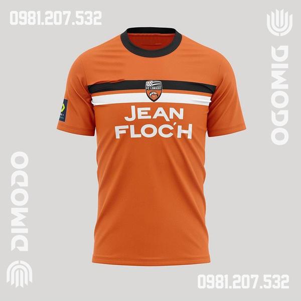Áo bóng đá thiết kế đẹp và độc